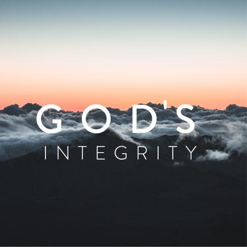 God's Integrity