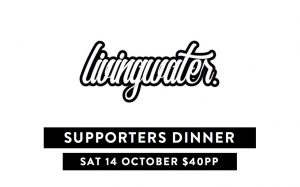 Living water supporters dinner